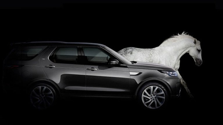 Land Rover Official Partner